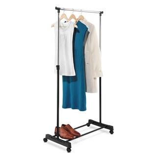 Honey-Can-Do GAR-01122 Adjustable Height Garment Rack