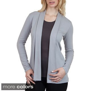 Steven Craig Apparel Open Front Cardigan (More options available)