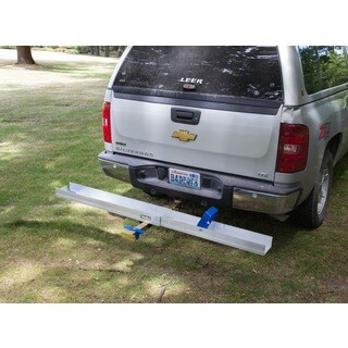HitchMate TravelMOTO Motorcycle Carrier for 2x2 Receiver Hitch
