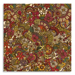 Gallery Direct Valentina Harper 'I Spy Colors' Printed on Birchwood Wall Art