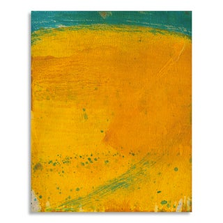 Gallery Direct Sylvia Angeli 'Abstracted Fruit I' Printed on Birchwood Wall Art