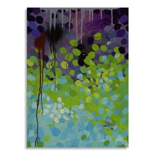 Gallery Direct Todd Camp 'Observation Study' Printed on Birchwood Wall Art