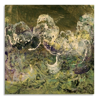 Gallery Direct Shirley Williams 'Transforming Current I' Printed on Birchwood Wall Art
