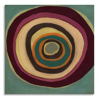 Gallery Direct Jaime Packard 'Sometimes II' Printed on Birchwood Wall Art
