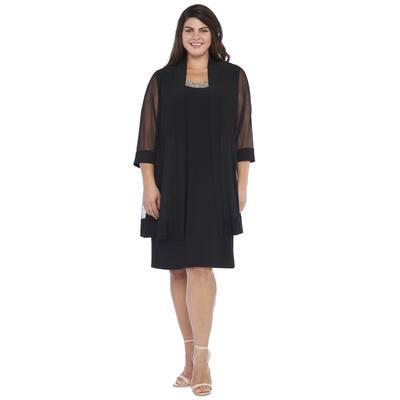 Buy R & M Richards Women\'s Plus-Size Dresses Online at ...