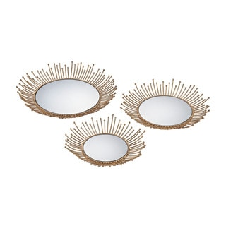 Sterling Puddle Trays (Set of 3)