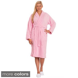 Terry Microfiber Bathrobe