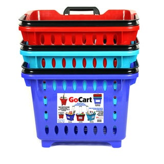 As Seen On TV Go Cart Rolling Shopping Hand Cart