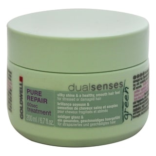 Goldwell Dualsenses Green Pure Repair 60-second 6.7-ounce Treatment