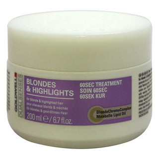 Goldwell Dualsenses Blondes & Highlights 60-second 6.7-ounce Treatment
