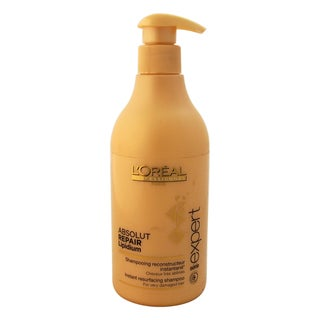 L'Oreal Professional Serie Expert Absolut Repair Lipidium 16.9-ounce Shampoo