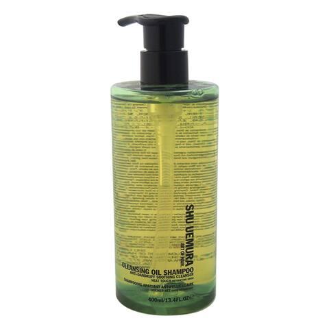 Shu Uemura Cleansing Oil Anti-Dandruff 13.4-ounce Shampoo