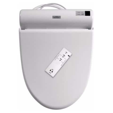 Toto Washlet B150 Bidet Seat SW532#01 Cotton White