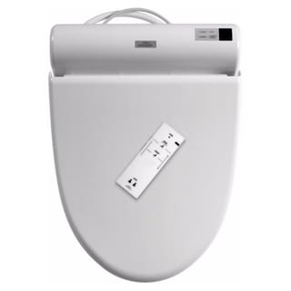 Toto Washlet B150 Cotton White Bidet Seat