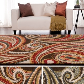 "Meticulously Woven Verwood Rug (6'7"" x 9'6"")"