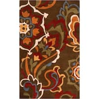 Hand-Tufted Wantage Area Rug - 5'  x  8'