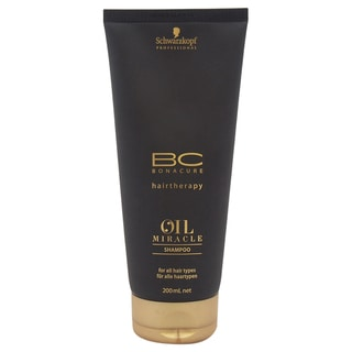 Schwarzkopf BC Bonacure Oil Miracle 6.76-ounce Shampoo