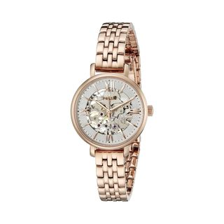 Fossil Women's ME3072 'Jacqueline' Automatic Rose-Tone Stainless Steel Watch