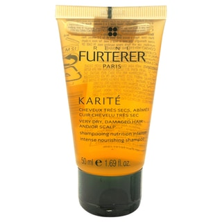 Rene Furterer Karite Intense Nourishing 1.69-ounce Shampoo