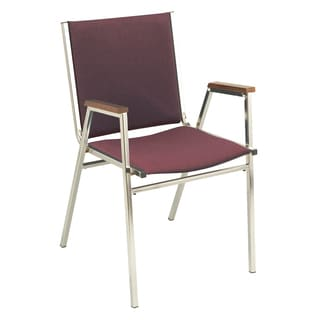 KFI Seating 411 Upholstered Stacking Chair