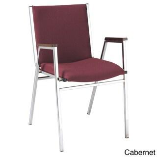 KFI 421 Upholstered Stacking Chair