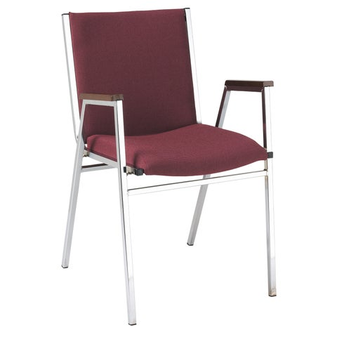 421 Upholstered Stacking Chair