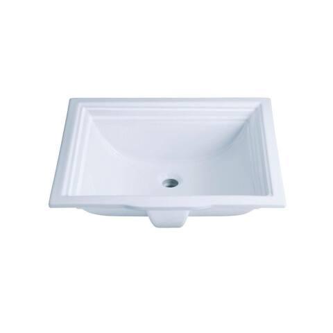 Memoirs Under-mount Bathroom Sink