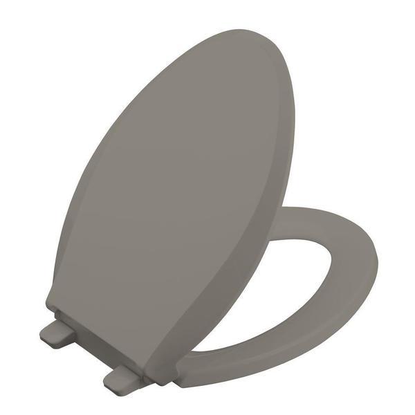 KOHLER Lustra K-4652 Elongated Toilet Seat White Brand New Sealed