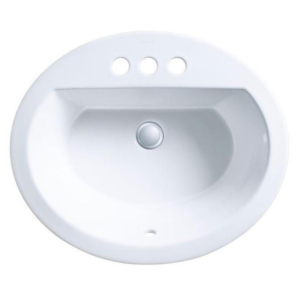 Kohler Bryant Drop In Bathroom Sink Free Shipping Today