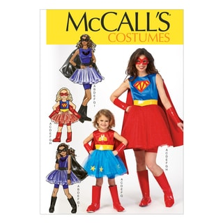 Misses'/Children's/Girls' Costumes-3-4 5-6 7-8