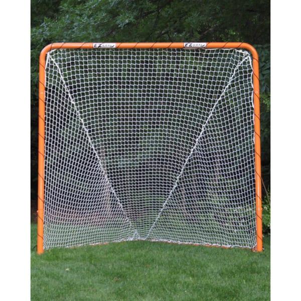 6'x6' Official Regulation 1.5-inch Folding Metal Lacrosse Goal