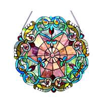 Chloe Victorian Design Window Panel Suncatcher - M