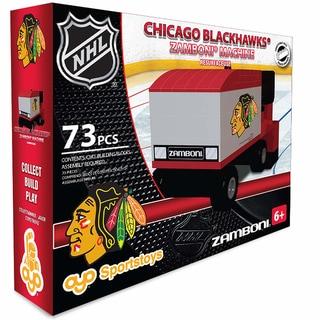Oyo Chicago Blackhawks 73-Piece Zamboni Building Set