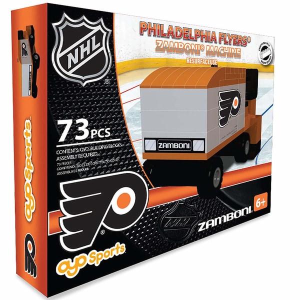 Oyo Philadelphia Flyers 73-Piece Zamboni Building Set