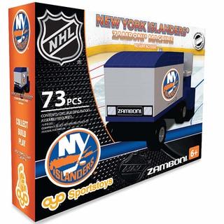 Oyo New York Islanders 73-Piece Zamboni Building Set