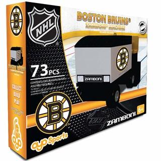 Oyo Boston Bruins 73-Piece Zamboni Building Set