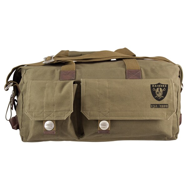 Oakland Raiders Prospect Weekend Bag