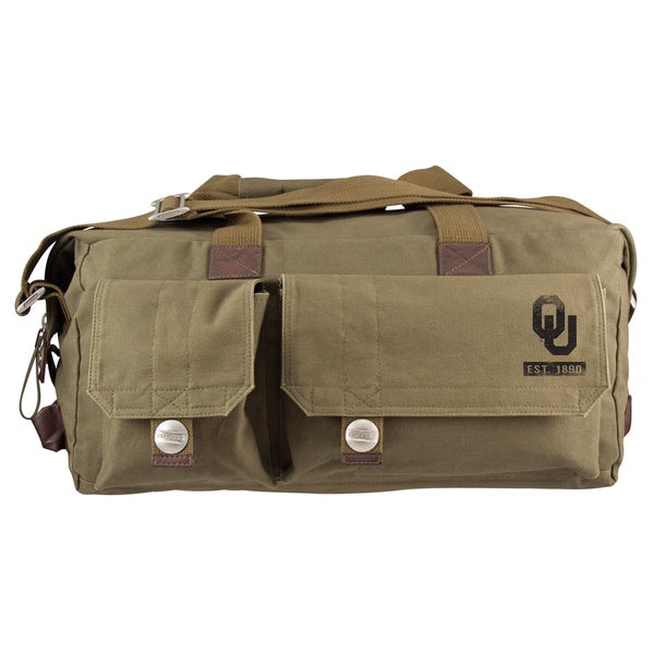 Oklahoma Sooners Prospect Weekend Bag