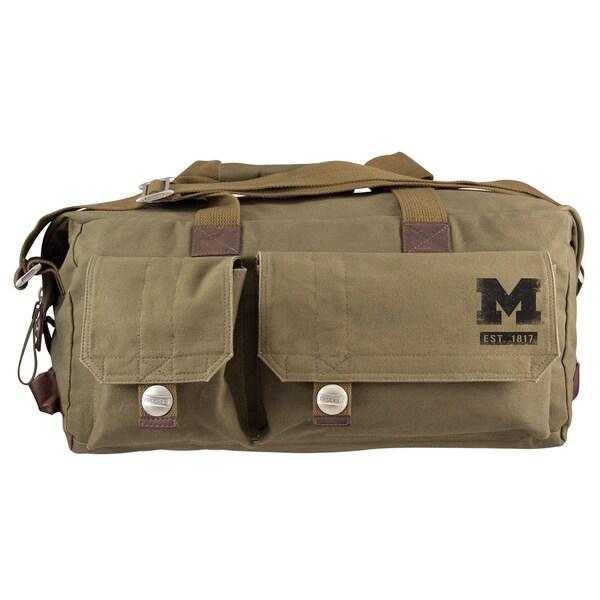 Michigan Wolverines Prospect Weekend Bag