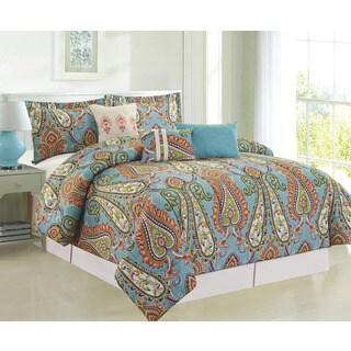Mystic 6-piece Comforter Set