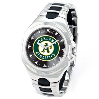 Link to Game Time Men's Oakland Athletics Victory Watch Similar Items in Fan Shop
