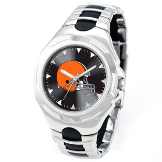 Game Time Men's Cleveland Browns Victory Watch