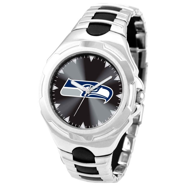 Game Time Men's Seattle Seahawks Victory Watch