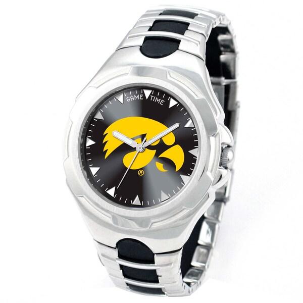 Game Time Men's Iowa Hawkeyes Victory Watch