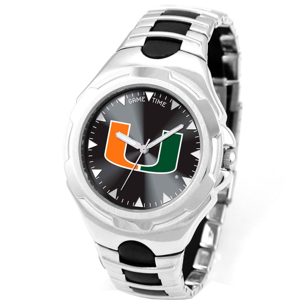 Game Time Men's Miami Hurricanes Victory Watch