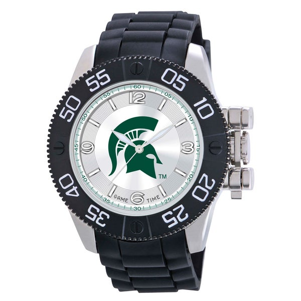 Game Time Michigan State Spartans NCAA Men's Beast Watch
