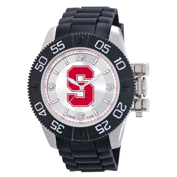 Game Time Stanford Cardinals NCAA Men's Beast Watch