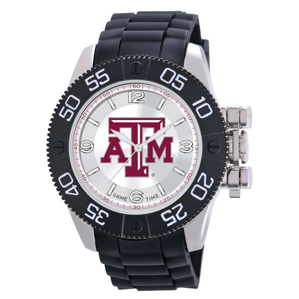 Game Time Texas A and M Aggies NCAA Men's Beast Watch