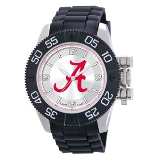 Game Time Alabama Crimson Tide NCAA Men's Beast Watch