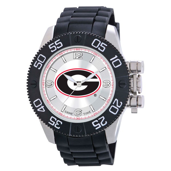 Game Time Georgia Bulldogs NCAA Men's Beast Watch